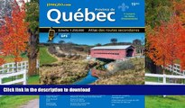 FAVORITE BOOK  Quebec Road Atlas (Mapart s Provincial Atlas) (English   French Edition) (English