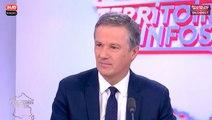 Invité : Nicolas Dupont-Aignan - Territoires d'infos (30/11/2016)