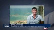 Police probes ties between Australian billionaire Packer and Netanyahu
