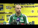 Bursasporlu Futbolcuların Galibiyet Sevinci