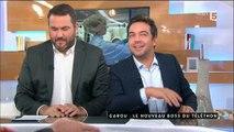 Garou a un message pour les téléspectateurs avant le lancement du Téléthon vendredi - Regardez