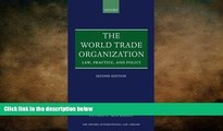 FAVORIT BOOK The World Trade Organization: Law, Practice, and Policy (Oxford International Law