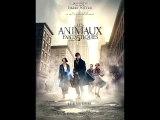 """La Toile d'Adrien : """"Les animaux fantastiques"""" de David Yates"""