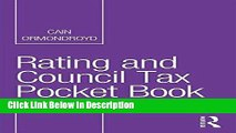 [PDF] Rating and Council Tax Pocket Book (Routledge Pocket Books) [Download] Full Ebook