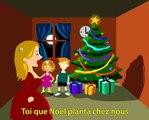 Mon beau sapin 2 --- Chants de Noel --- Pour enfants