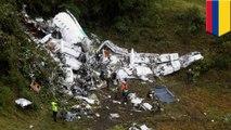 Colombia plane crash: 71 dead on flight carrying Brazil football team Chapecoense