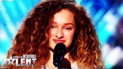 Emily - France's Got Talent 2016 - Week 6