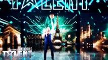 IVAN - France's Got Talent 2016 - Week 6