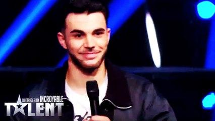 Kenny thomas- France's Got Talent 2016 - Week 6