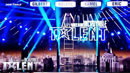 FREELADDERMAN - France's Got Talent 2016 - Week 6