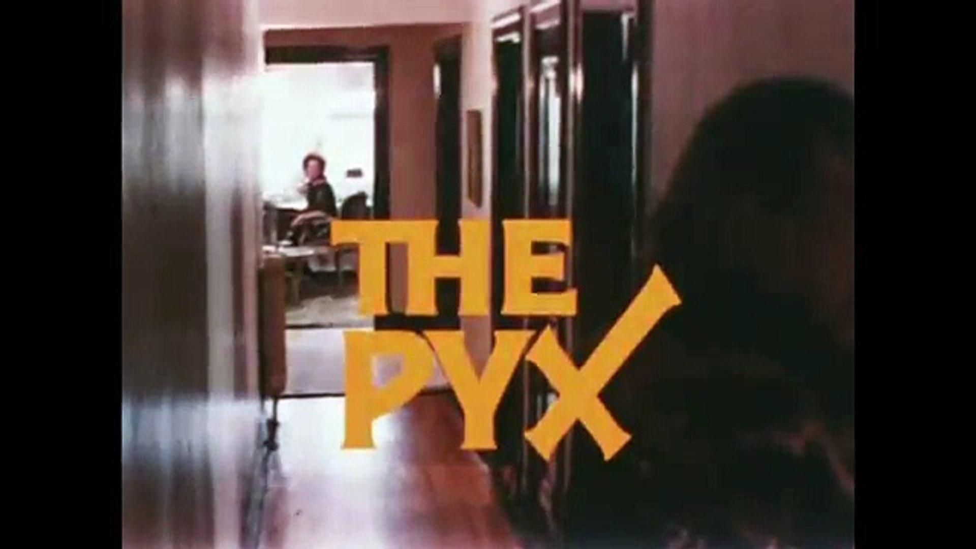 The Pyx (1973) trailer - Karen Black Christopher Plummer