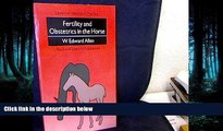 READ THE NEW BOOK Fertility and Obstetrics in the Horse (Library of Veterinary Practice)