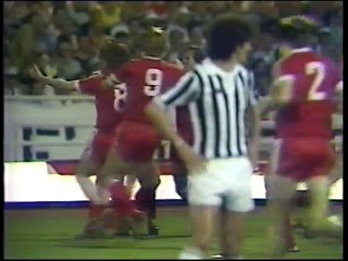Hamburg vs Juventus (1-0) |  European Cup Final 1982/83