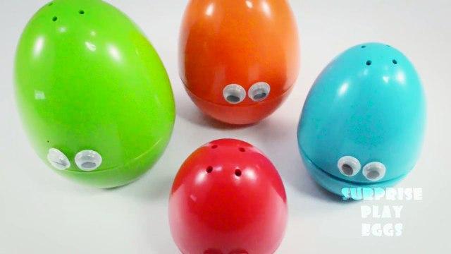 Disney Surprise Eggs Toys Kids Fun | Snoopy Rapunzel Toys Color Surprise Eggs | Baby Surprise Eggs
