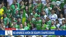 VIDEO- Colombia plane crash- Brazilian team Chapecoense among those on board (1)