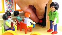 Film crèche Playmobil – Crèche Playmobil – Les enfants apprennent lalphabet