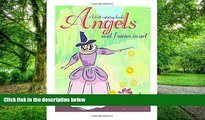 PDF Mr Smith MI Adult coloring books angels and fairies in art Pre Order