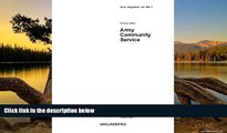 Online United States Government Army Regulation AR 608-1 Personal Affairs  Army Community Service