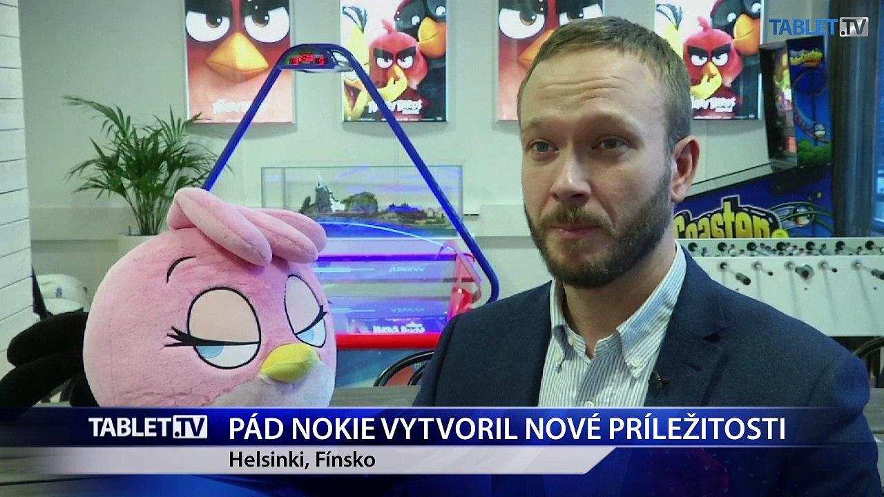 Pád fínskeho giganta Nokia sa zaslúžil o vznik nových startupových firiem