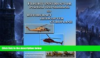 Audiobook Flight Instructor Rotorcraft Practical Test Standards FAA On CD