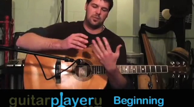 Absolute beginner Guitar Lessons- how to use a blues Slide