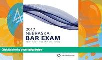 Pre Order 2017 Nebraska Bar Exam Primer Outlines and Checklists Quest Bar Review On CD