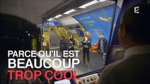 Ce conducteur de métro rendra votre voyage beaucoup plus agréable!