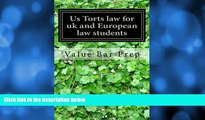 Audiobook Us Torts law for Uk and European law students: Lessons on the I-R-A-C Essay Writting