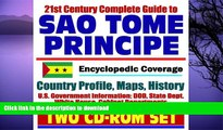 FAVORIT BOOK 21st Century Complete Guide to Sao Tome and Principe (the Independent State of Sao