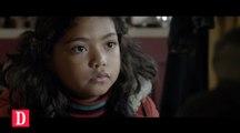 La jeune Zoé joue dans Le Gang des Antillais