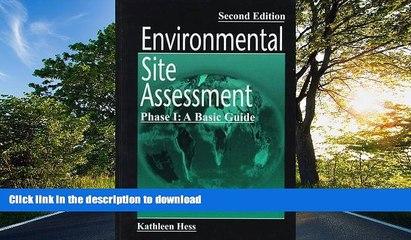 environmental site assessment phase i hess kosa kathleen