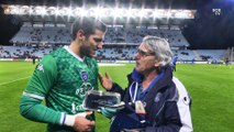 Jean-Louis Leca élu meilleur joueur de la saison 2015/2016