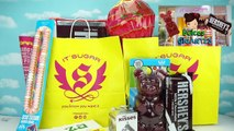 Golosinas y Chocolates Chuches GIGANTES - Compras de IT Sugar - GIANT Candy Haul