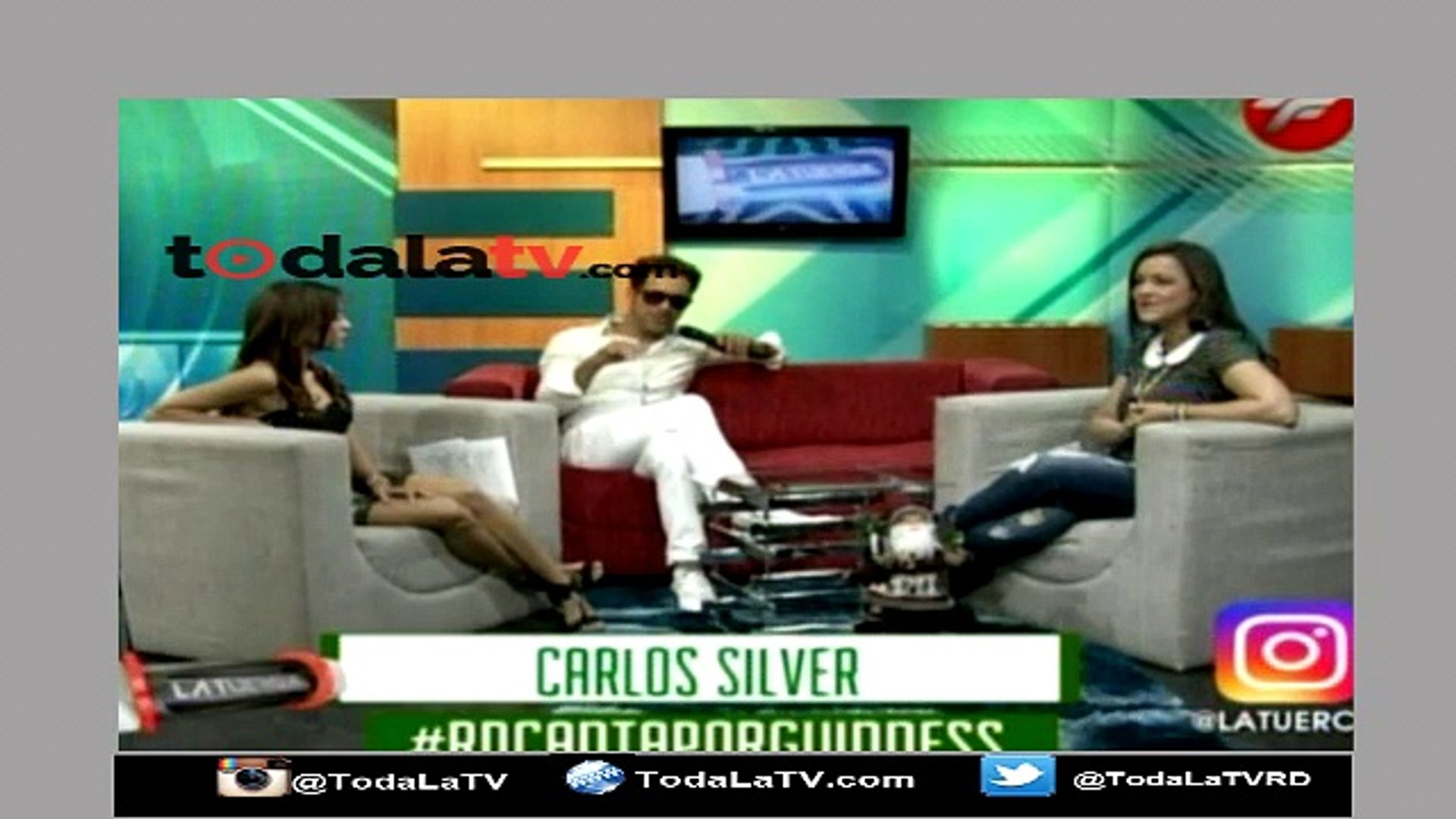 Carlos Silver a sólo diez días de intentar romper el Récord Guinness por más días consecutivos canta