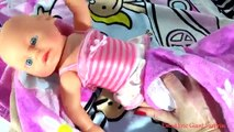 MAIA Baby Doll Swimming Toys For Girls Video For Kids to Watch by Ema & Eric Surprise Giant Part IV