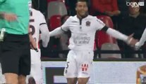 En Avant de Guingamp 0-1 OGC Nice - Le Résumé Complet et le but de Belhanda (30.11.2016)