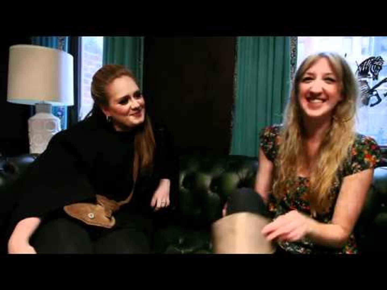 PAPER Interviews Adele!
