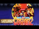 Cotton 2: Magical Night Dreams - Sega Saturn (1080p 0fps)