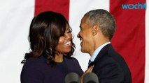 President Obama Says Michelle Will Not Run for Office