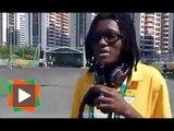 Interview flash / En Direct de Rio 2016 : les impressions de Gbagbi Ruth (Taekwondo)