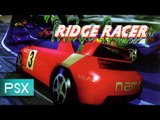 Ridge Racer - Initial D Mix - PlayStation [NO ONE SLEEP IN TOKYO - Edo Boys] (1080p 60fps)