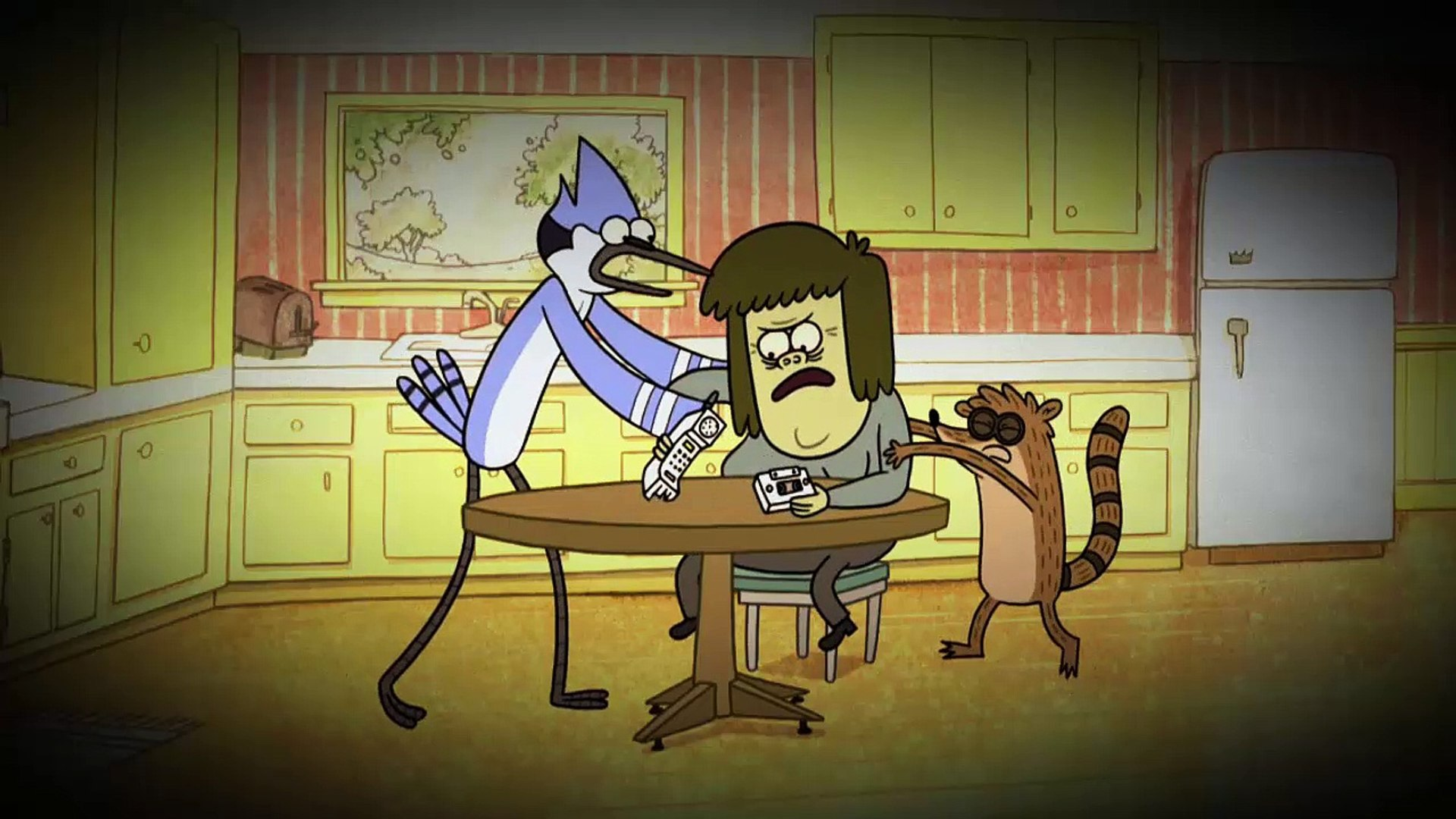 Regular Show s04e24 K I L I T  Radio