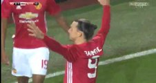 Zlatan Ibrahimovic Second Goal HD - Manchester United 4-1 West Ham United 30.11.2016 HD