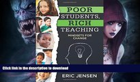 Best book  Poor Students, Rich Teaching: Mindsets for Change (Raising Achievement for Youth at