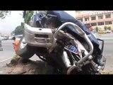 Yeux voient, bouche parle pas -N°1- Accident de la circulation Bd VGE Abidjan