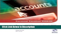 Download Personal Taxation, 2008/09 2008/09: Tax Year 2008/09 (examinations in 2009) (AAT/NVQ