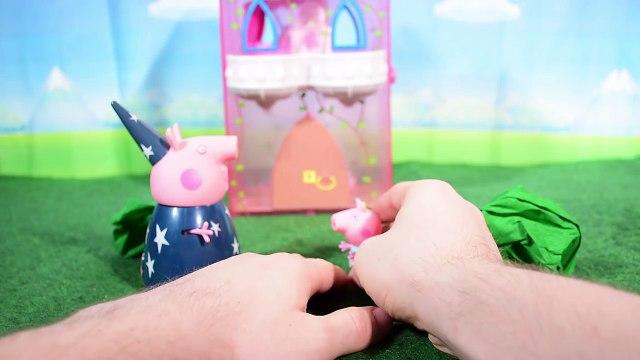 PEPPA PIG ♥ Peppa Pig Il était une fois ♥ Peppa Pig Pauvre et Peppa Pig Riche ♥ Contes de fée