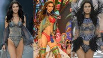 Bella Hadid Steals The Victoria's Secret Show with Gigi Hadid