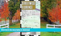FAVORITE BOOK  Streetwise Florence Map - Laminated City Center Street Map of Florence, Italy -