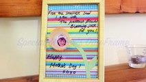 How to Make Mothers Day Photo Frame | Mothers Day Crafts | Mothers Day Gift Ideas